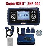 2017 Original SuperOBD SKP900 key programmer V4.5 OBD2 Car Auto Key Programmer Support Almost All Cars No Tokens Limited Free Update Online