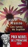 Les Lunes de Jupiter par Munro