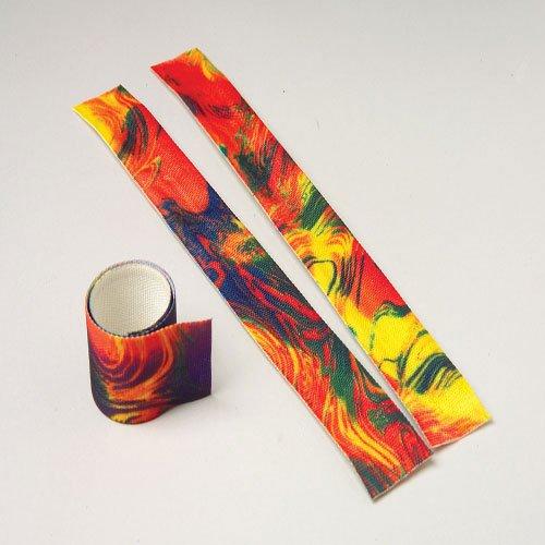 Dozen Swirl Design Slap Bracelets