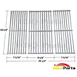 bbq-parts SCFS23 BBQ Stainless Steel Wire Cooking Grid Replacement for Select Gas Grill Models by Kenmore, Kmart and Others