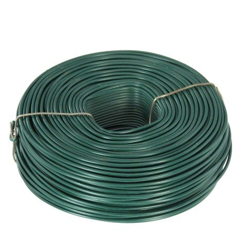 3 lb. Coil 16-Gauge Coated Rebar Tie Wire (Color of coating may vary)