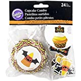Wilton 415-3171 Candy Corn Combo Pack, Assorted