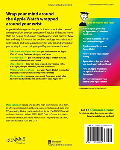 Apple Watch For Dummies Food, Beverages Tobacco Food Items ...