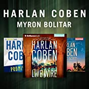 Harlan Coben - The Myron Bolitar Series: Promise Me, Long Lost, Live Wire | Harlan Coben
