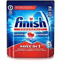 Finish Max In 1 Dishwasher Detergent Tablets (67-Tabs)