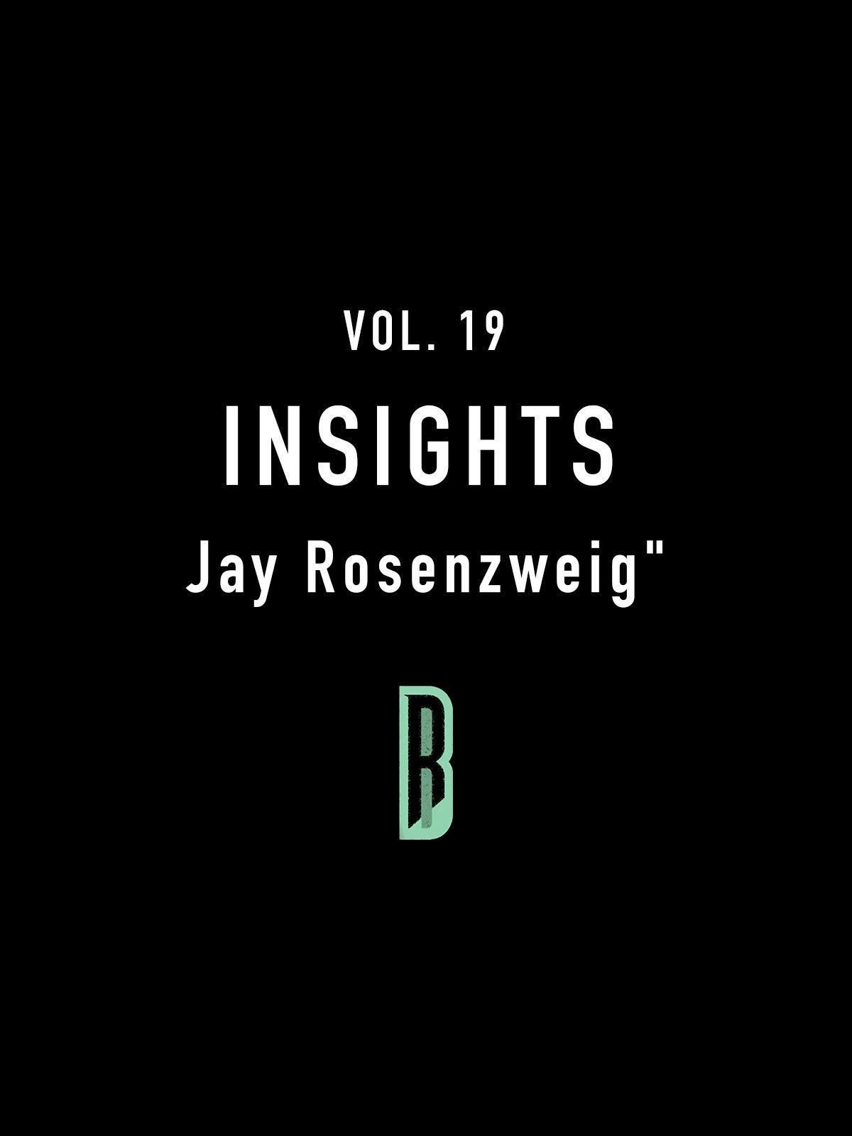 Insights Vol. 19