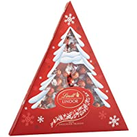 Lindt Lindor Milk Chocolate Tree Box (17.8 Ounce)