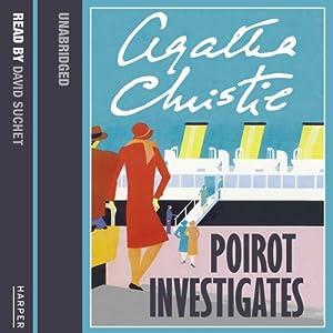 Poirot Investigates Hörbuch