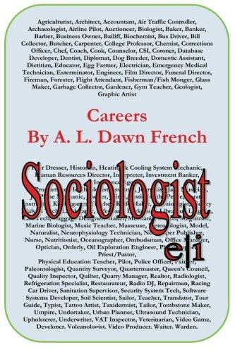 Careers: Sociologist