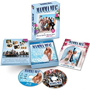 Mamma Mia! The Movie - Gimme! Gimme! Gimme! More Gift Set [Blu-ray]