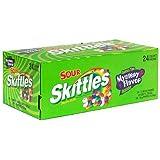 Skittles スキトルズ サワー 24パック入り (24 x 51g)ハワイからお届け