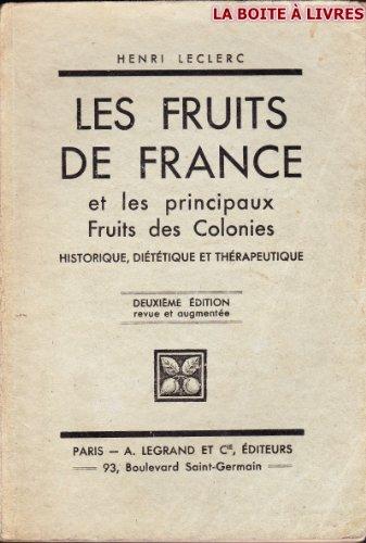 les-fruits-de-france