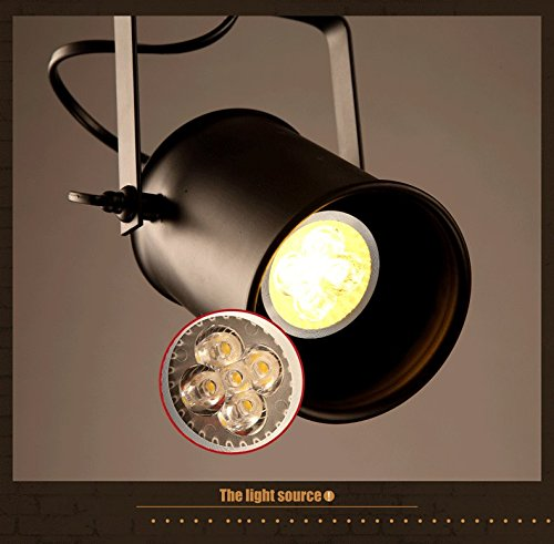 loft-industrial-black-spot-monorrail-ilumina-el-led-lampara-de-arana-semi-montaje-empotrado