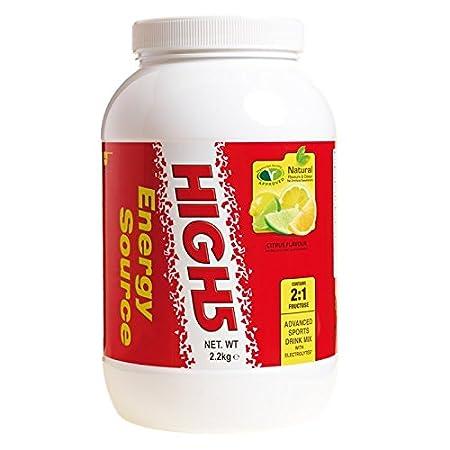 High5 Energy Source Tropical (2.2 kg Jar), 1er Pack (1 x 2.2 kg)