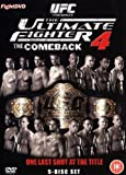 UFC Ultimate Fighting Championship: The Ultimate Fighter Season 4 [DVD]