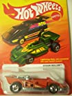 Hot Wheels The Hot Ones Steam Roller Red Racer #4