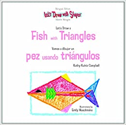 Let's Draw a Fish With Triangles/Vamos a Dibujar un Pez
