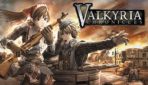 Valkyria Chronicles [Online Game Code]
