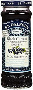 St Dalfour Black Currant 100% Fruit, 10 Ounces