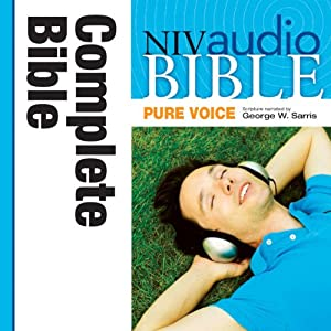 NIV Audio Bible, Pure Voice | [Zondervan Bibles]