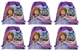 Sofia The First Non Woven Sling Bag X 6