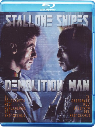 Demolition man [Blu-ray] [IT Import]