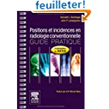 Positions et incidence en radiologie conventionnelle