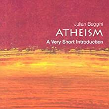 Atheism: A Very Short Introduction Audiobook by Julian Baggini Narrated by Eileen McNamara