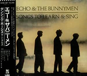 Echo & the Bunnymen - Songs To Learn And Sing - amazon.com