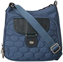 Mosey Life Climb Abowt ABO027SB Cross Body,Stellar Blue,One Size
