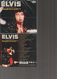 PRESLEY, ELVIS - AS RECORDED AT BOSTON GARDEN '71