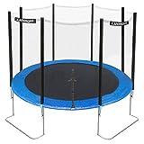 Ultega Jumper Trampoline with Safety Net, 12 ft