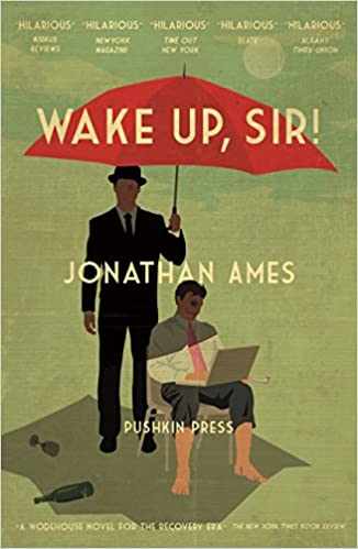 Wake Up, Sir - Jonathan Ames
