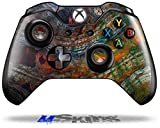 Organic 2 - Decal Style Skin fits Microsoft XBOX One Wireless Controller - CONTROLLER NOT INCLUDED