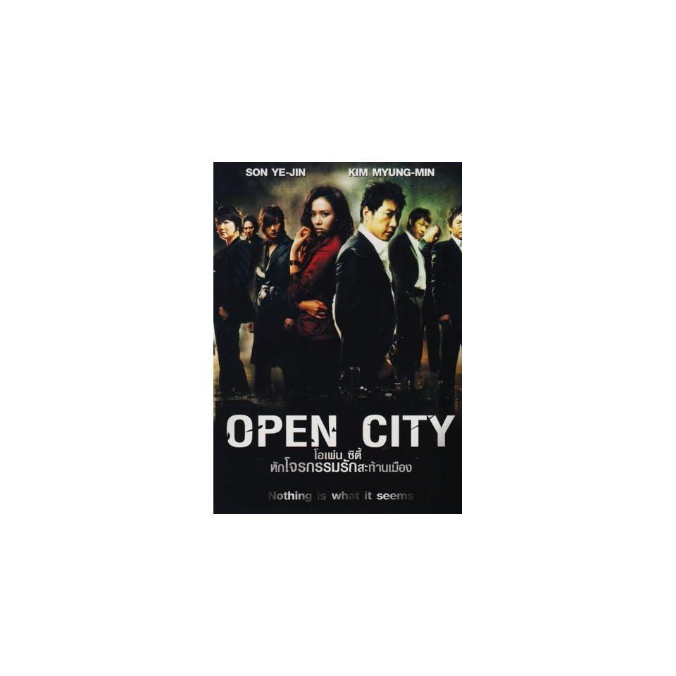 Open City (Region 3 DVD, Korean movie, English Sub) Son