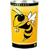 NCAA Georgia Tech Yellowjackets Wastebasket