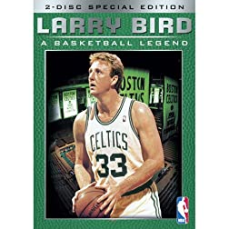 NBA: Larry Bird, A Basketball Legend (Two-Disc Special Edition)
