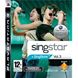 SingStar Vol. 3 - PlayStation Eye Enhanced (PS3)by Sony Computer...