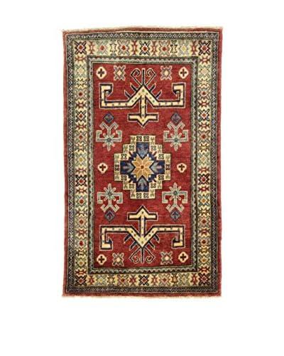 Eden tapijt Oezbekistan veelkleurige 78 x 133 cm