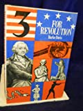 Three for revolution (0152866531) by Davis, Burke