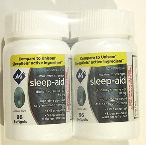Diphenhydramine Maximum Dosage Sleep