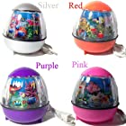 Fish Aquarium Motion Night Light Lamp Great for Kid's Room