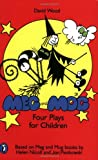 Meg and Mog: Four Plays for Children (0140369171) by Wood, David