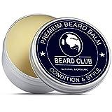 Premium Qualitäts Balsam für den Bart - Zedernholzöl & Limette