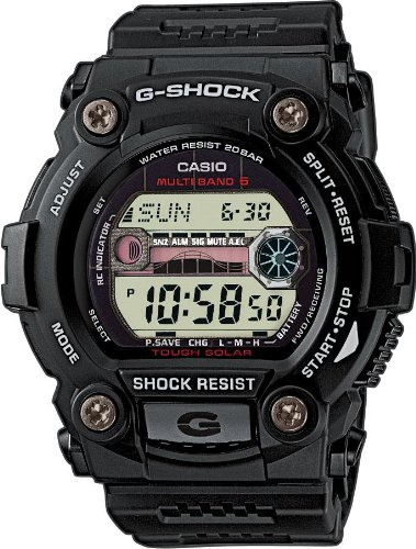 Casio GW-7900-1ER Mens G-Shock Tough Solar Digital Watch