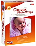 YouFrame Canvas Gallery Wrap, Pack of 3 (2012396)