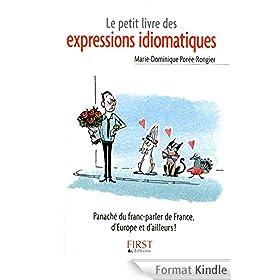 Petit livre de - Les expressions idiomatiques