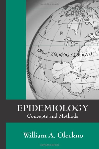 Epidemiology: Concepts and Methods