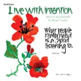 img - for Live with Intention Calendar book / textbook / text book
