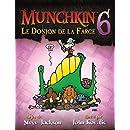 Munchkin 6 : Le Donjon de la Farce (Version Française)